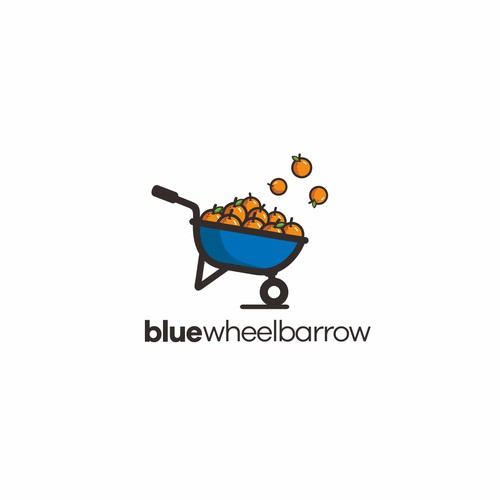 Bluewheelbarrow