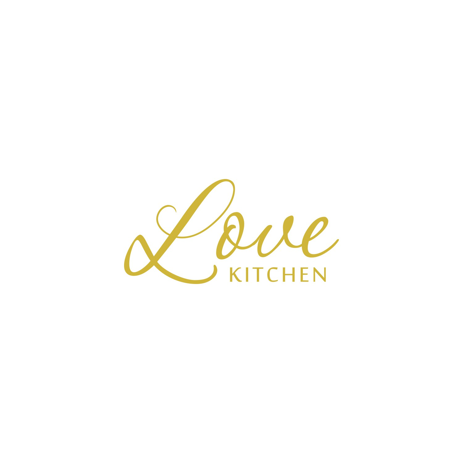 Love Kitchen logo - Rebrand