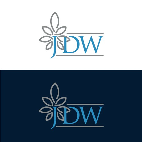 Cannabis law firm logo design.