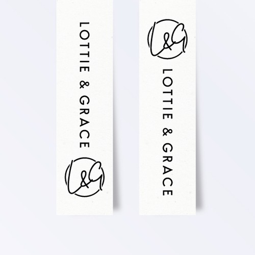 Lottie & Grace Logo and Labels