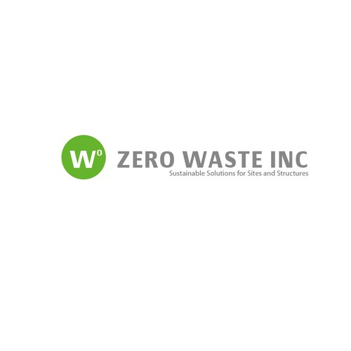 Create a logo that will help make waste history
