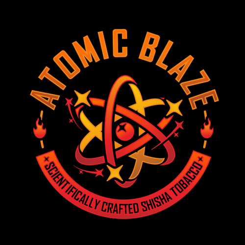 Show off your creative flair and create an imaginative logo for Atomic Blaze!