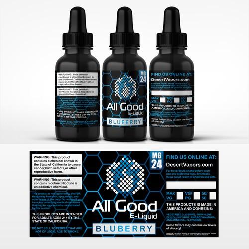 all good e-liquid