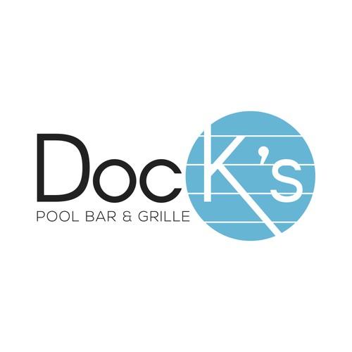 Logo design for DocK's
