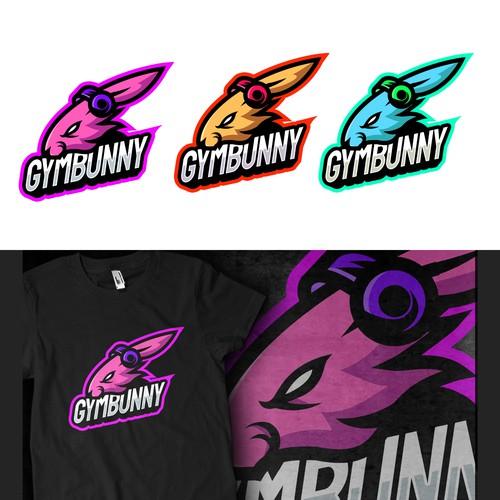 GUMBUNNY E-Sport Team Logo Design