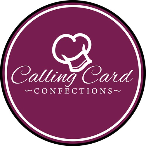 Calling Card Confections needs a new logo