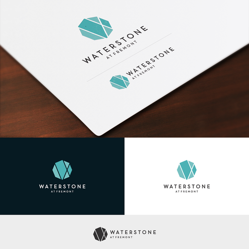 Logo for Waterstone at Fremont - Apartment Homes