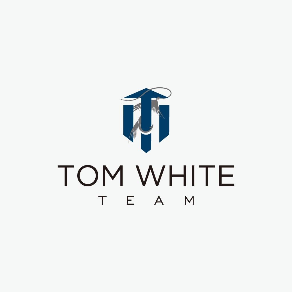 Tom White Team Logo Design