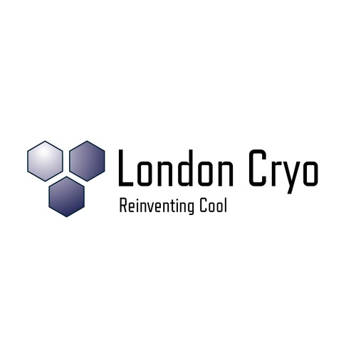 Branding design for cryogenic therapy company