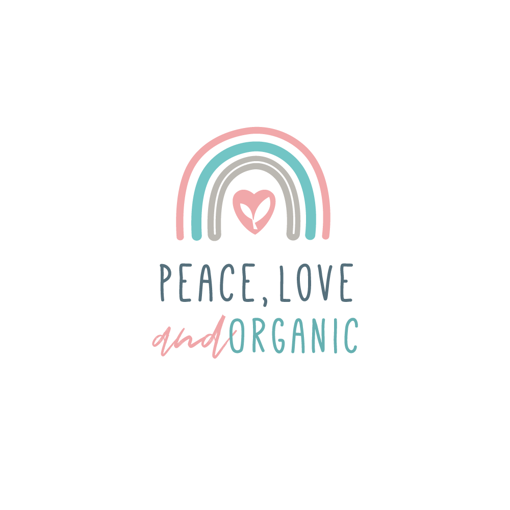Hipster logo for a all Organic Retail Store