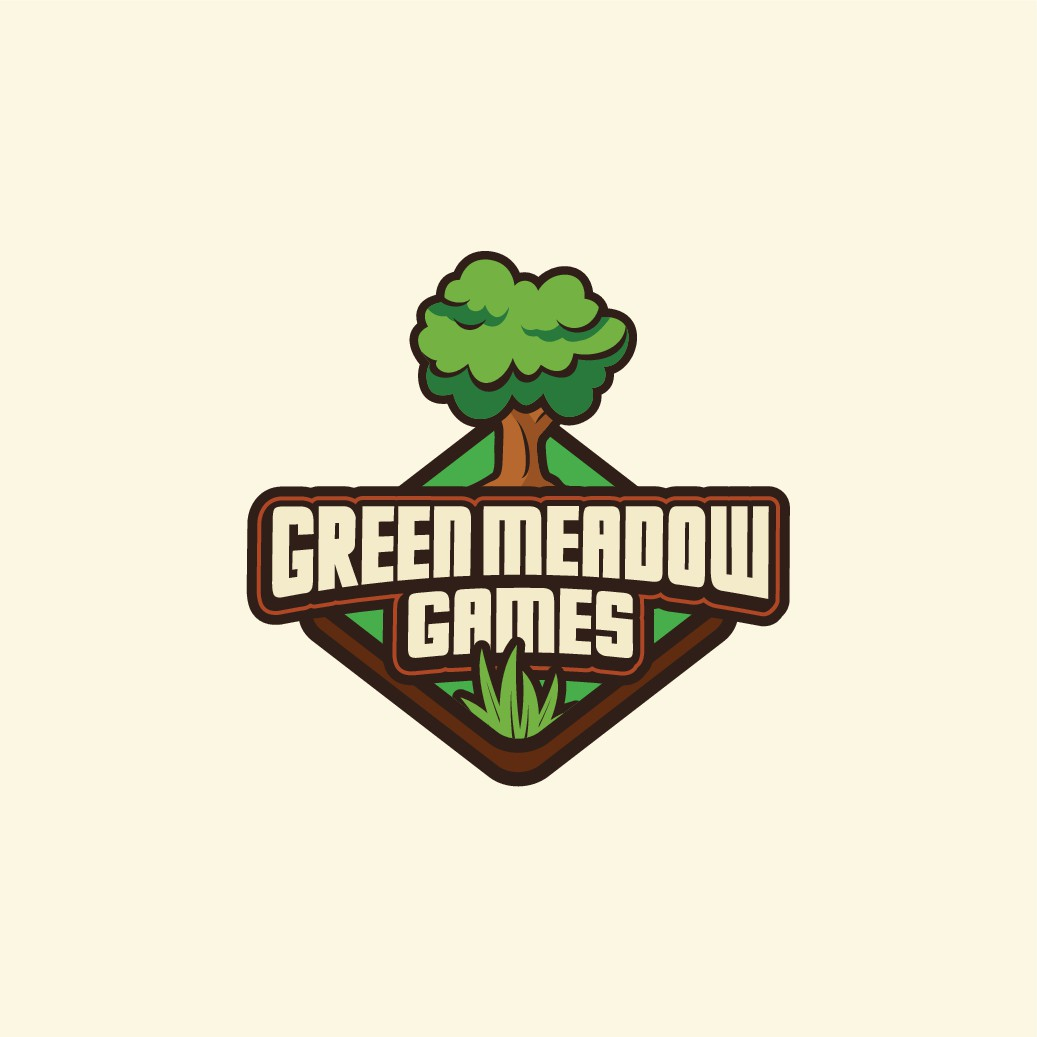 We need a logo for our tabletop game company that's fun and expresses quality