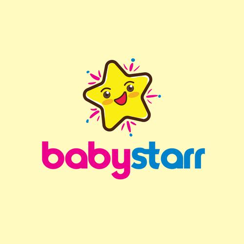Baby starr logo