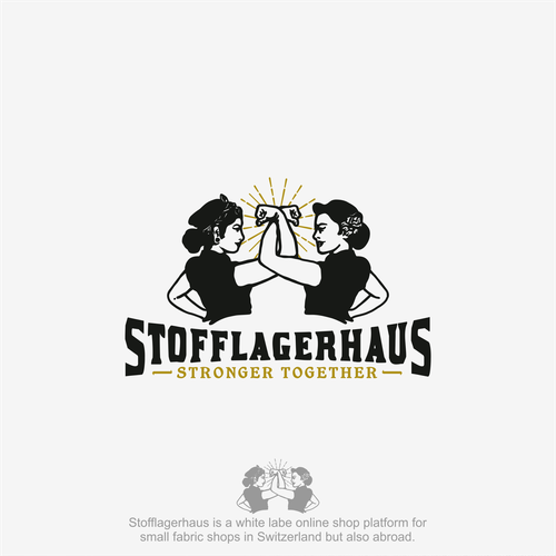 Logo for Stofflagerhaus
