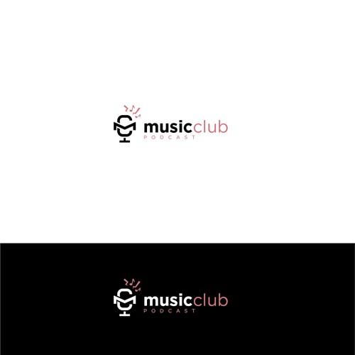 Logo for Podcast MUSIC CLUB