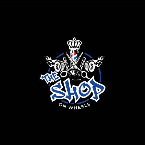 The Shop 💈 On Wheels