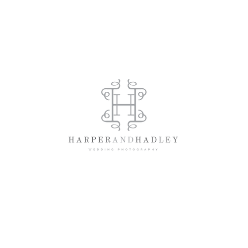 legant and Timeless logo for High End Bridal Photography