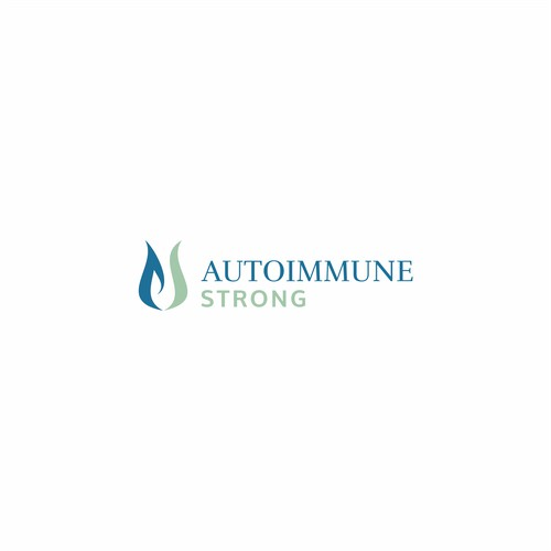 Autoimmune Strong Logo