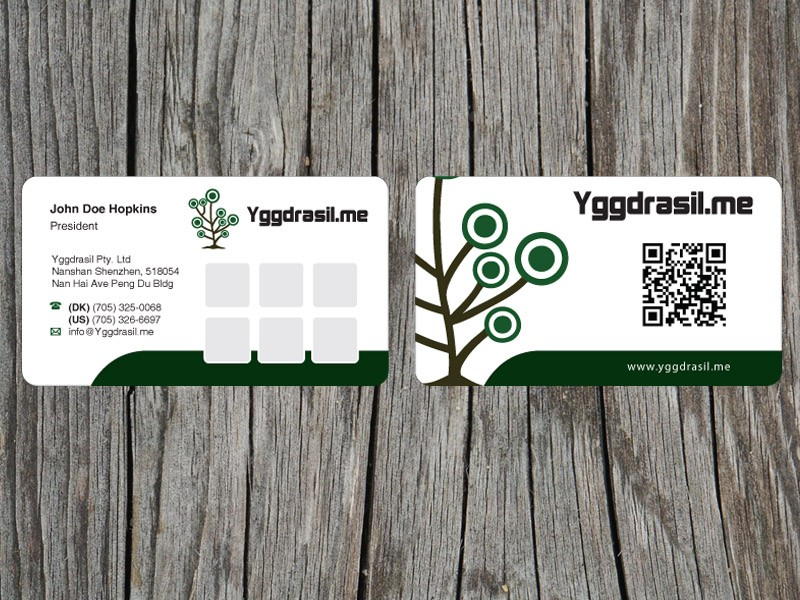 New print or packaging design wanted for Yggdrasil.me