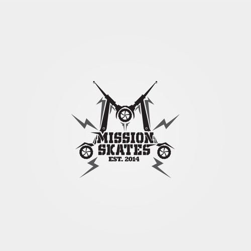 Create a memorable logo for Mission