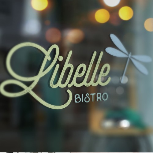 Bistro Libelle - Branding for a restaurant located in Switzerland