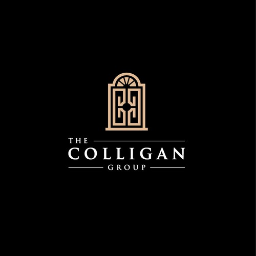 Luxury logo entry for The Colligan Group