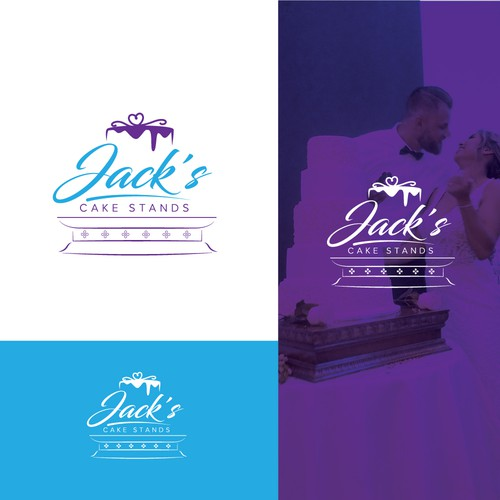 Jack's Cake stands