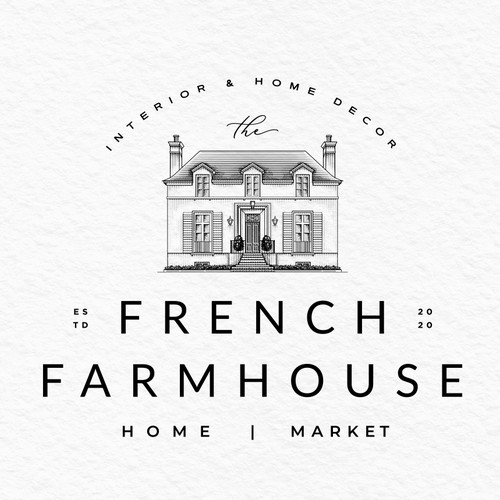 THE FRENCH FARMHOUSE LOGO
