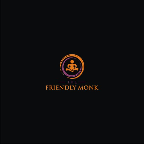Friendly Monk