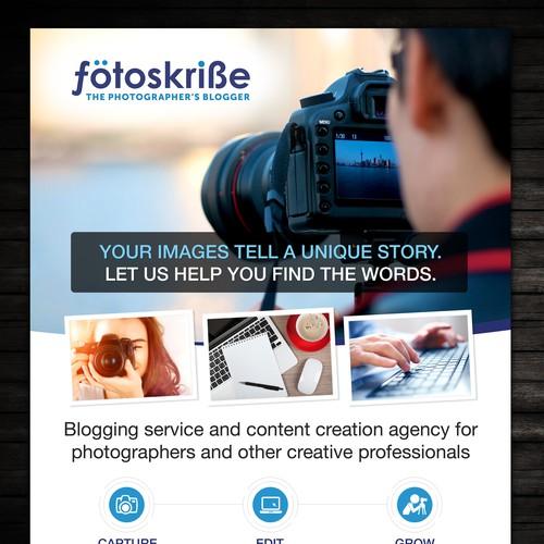 Ebook Ad for Fotoskribe