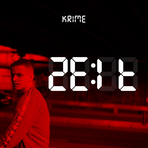 Single Cover for Krime