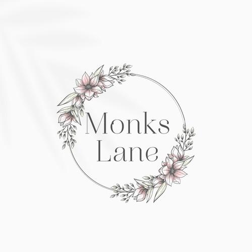 Monks Lane Logo Design