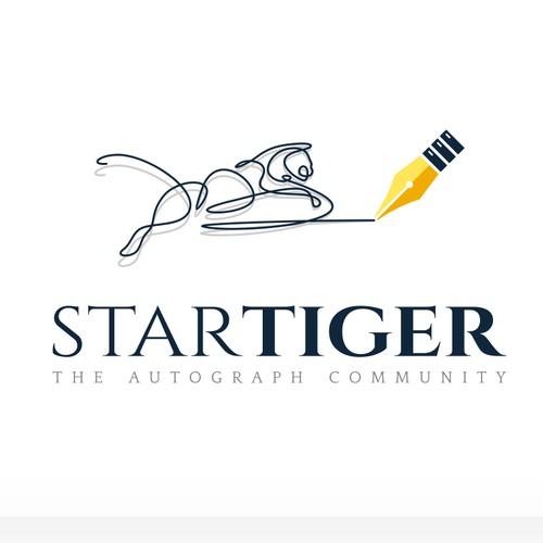 Logo for StarTiger