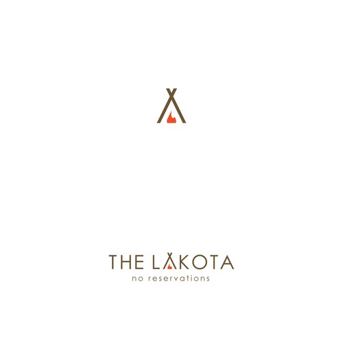 The Lakota Logo