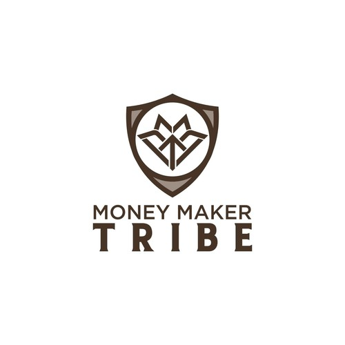 Unleash your creative spirit on my 'Money Maker Tribe' logo