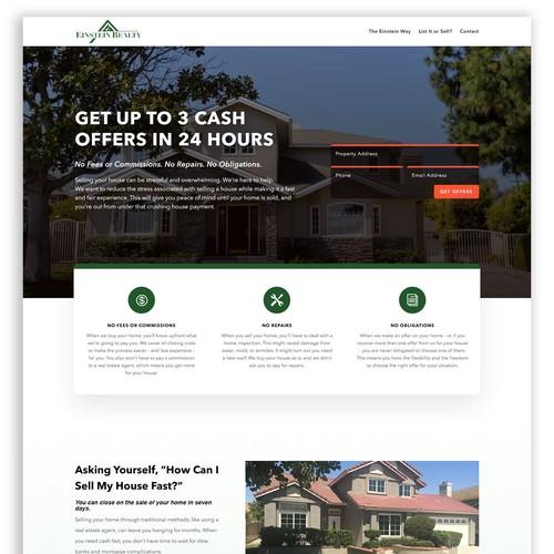 WordPress Design & Development - Real Estate