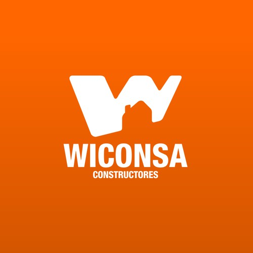 Logo design for Wiconsa Constructores