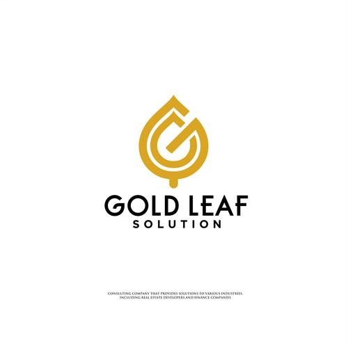 G leaf logo for SALE