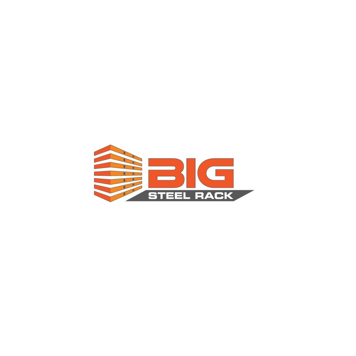 Big Logo Contest for BIG STEEL RACK! Help design a great looking logo for a unique storage solution