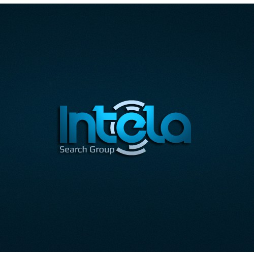 Help Intela Search Group with a new logo and business card