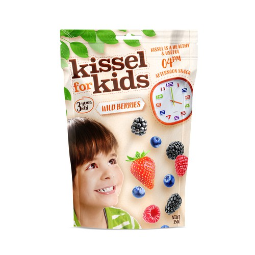 Kissel for Kids