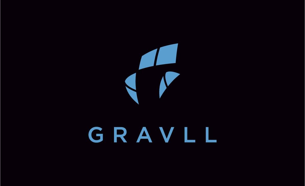 business card for GRAVLL