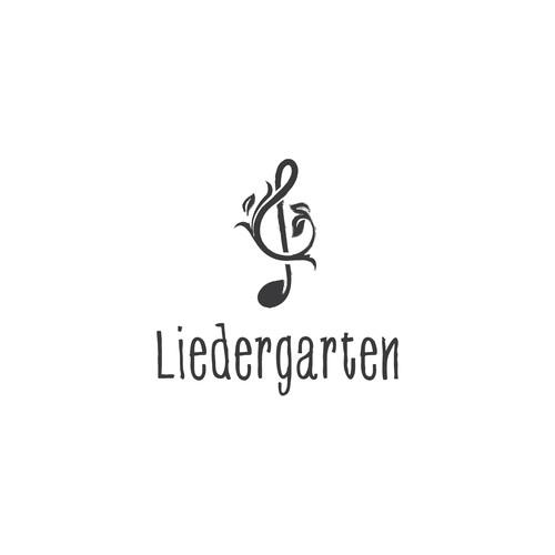 Logo for a company which creates custom songs