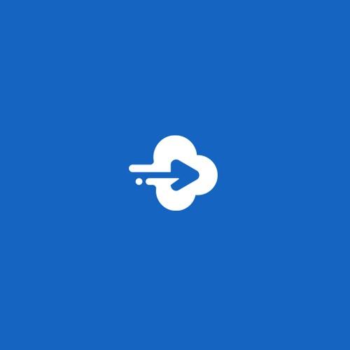 Logo Design for doThe.cloud, An Online Tech Education Website