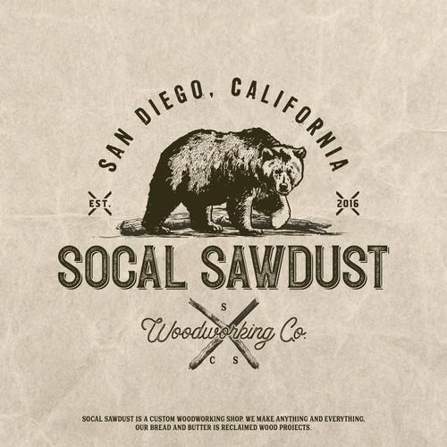 Socal Sawdust Logo