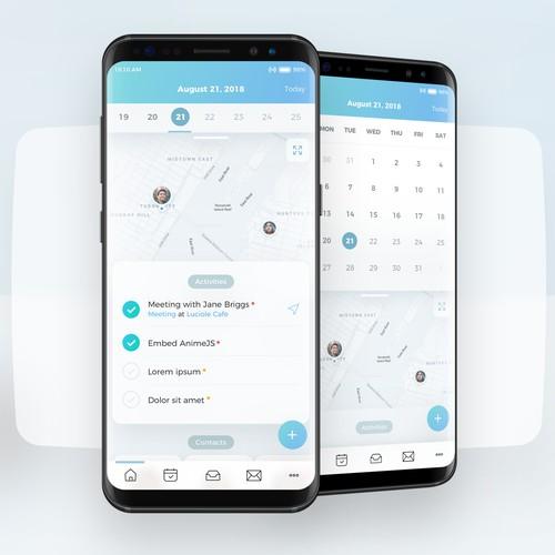 BlueSkyMe Mobile App