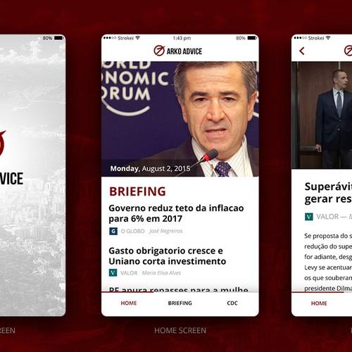 News Feed App