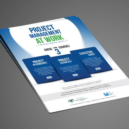 Create an infographic for Project Management Solutions Ltd