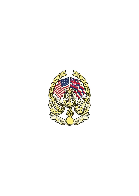 Pearl Harbor navy bomb techs seek tribal or vintage art/design/logo