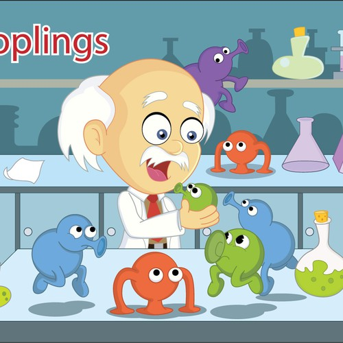 Poplings in the lab
