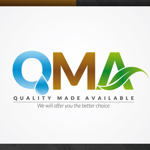 QMA (acronym for Quality Made Available) needs a new fresh logo
